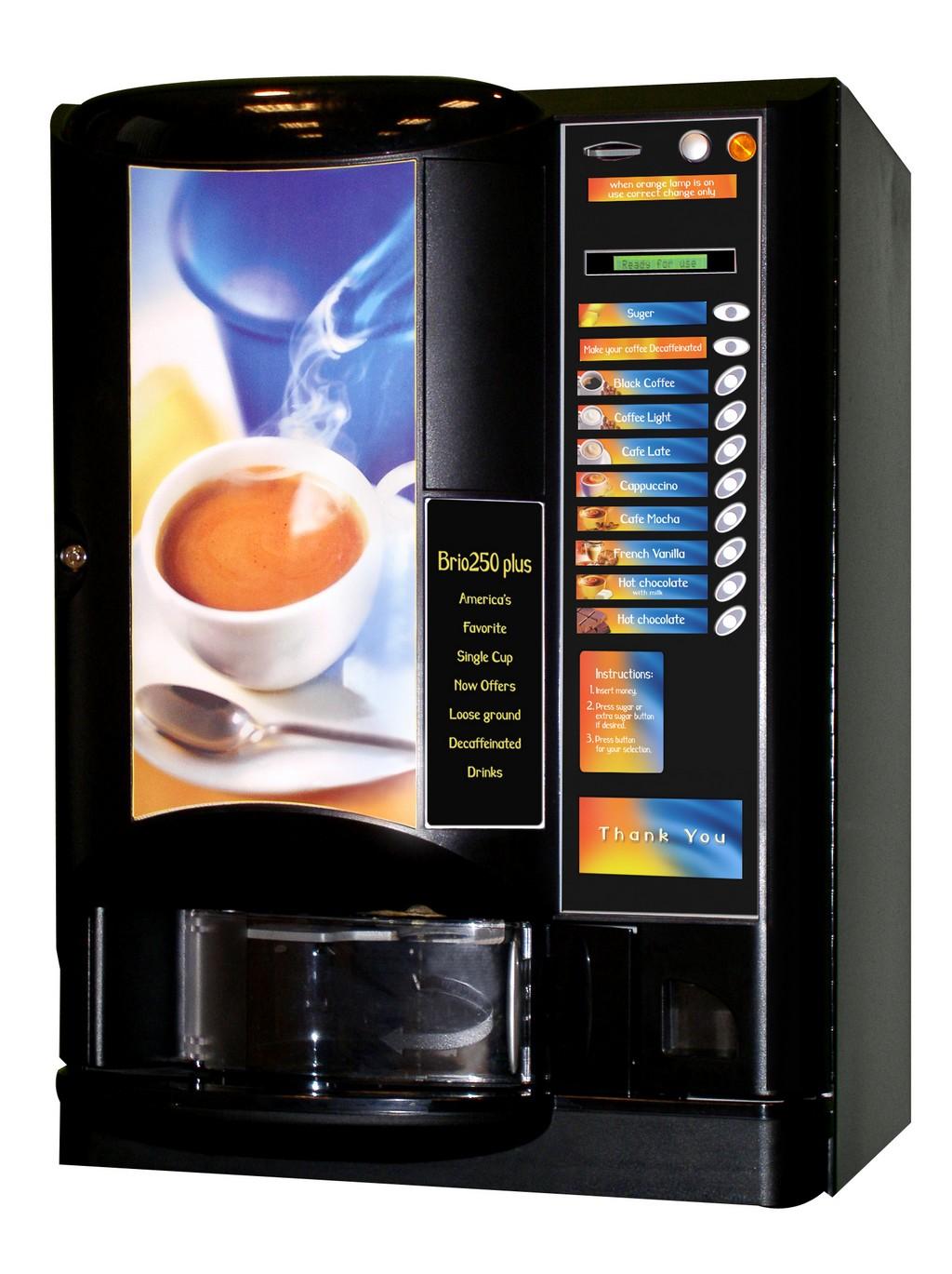 coffee vending machine business